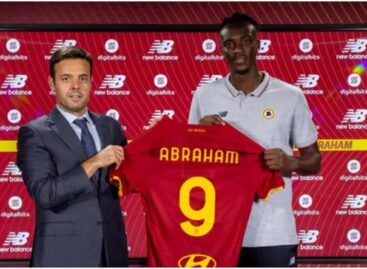 Tammy Abraham joins Roma from Chelsea, promises to deliver