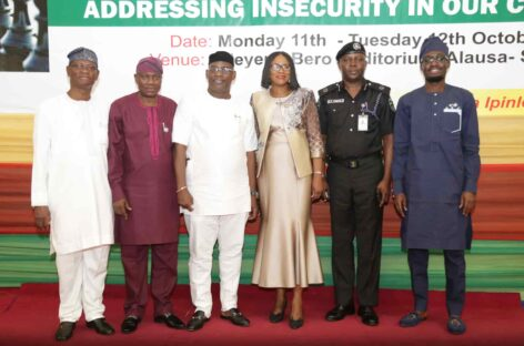 Lagos charges CDAs, CDCs to partner government on security