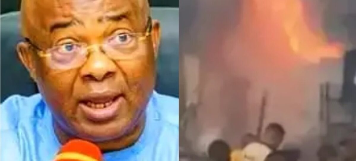 Killing Of Soldiers & Destruction Of Over 70 Houses In Imo: Is Uzodinma Ready To Punish Culprits?
